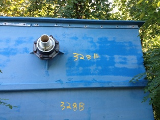 Used Waste Water Treatment Clarifier