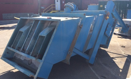 Lakeside Auto Sales >> Clarifier - Used Equipment, 50 GPM, Parkson Lamella ...