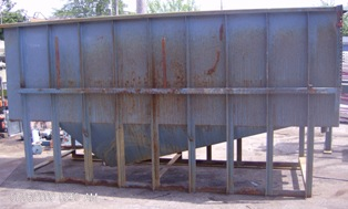 Used Incline Plate Clarifier